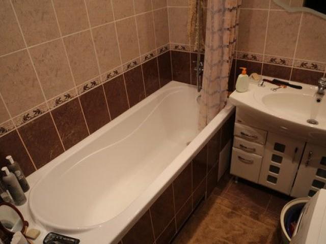 Фото ванных комнат в квартире - дизайн и интерьер
